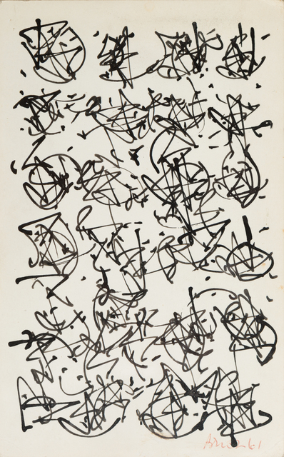 , 'Magic Mushrooms   ,' 1961, October Gallery