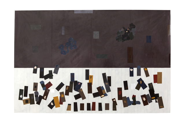 , 'Sin título (KP.17.003),' 2017, Galería Heinrich Ehrhardt