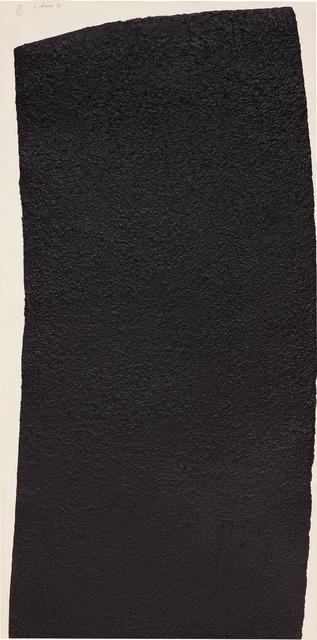Richard Serra, 'Vesturey I', 1991, Phillips