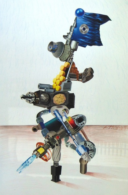 , 'Conquest,' , Lois Lambert Gallery
