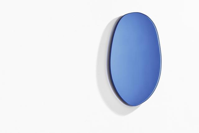 Sabine Marcelis, 'Off Round Seeing Glass Mirror - Blue - XL Medium', 2018, Etage Projects