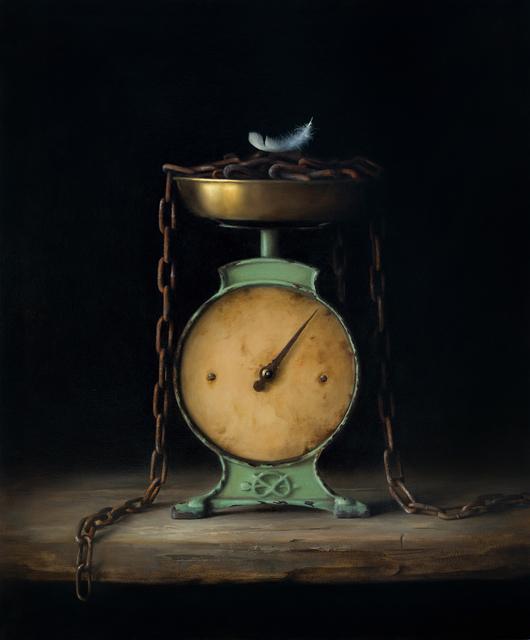 , 'Scale,' 2018, Zemack Contemporary Art