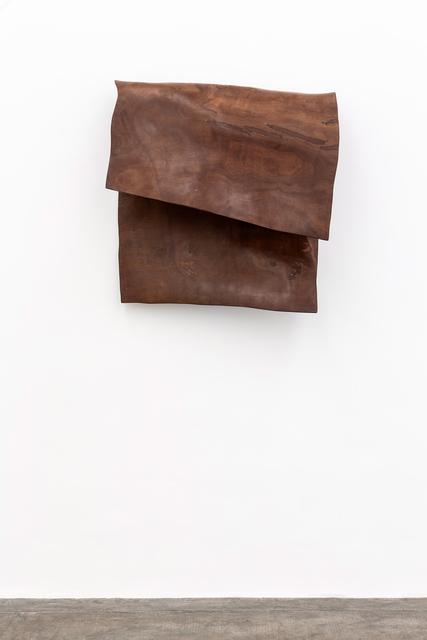 Marcelo Silveira, 'Skin', 2010, Sculpture, Wood and iron pins, Galeria Nara Roesler