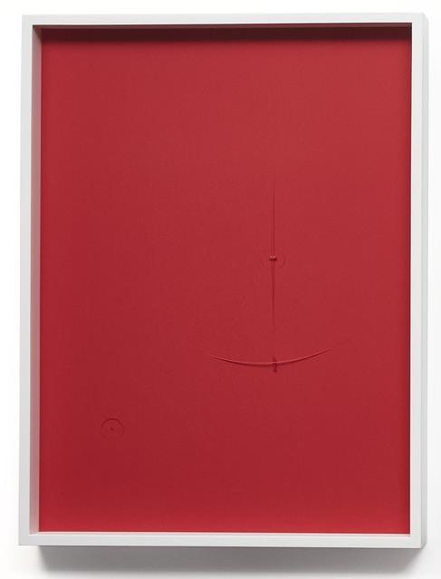 , 'Traffic light (Red),' 2017, Galeria Nara Roesler