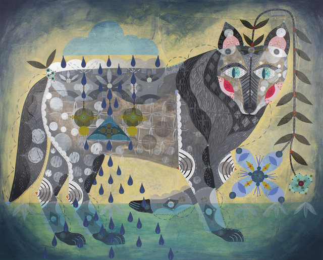Bunnie Reiss, 'Mexican Grey Wolf', 2019, KP Projects