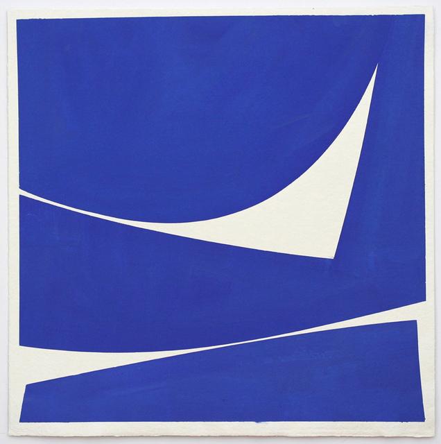 Joanne Freeman, 'Covers 24 Blue C Summer', 2016, Kathryn Markel Fine Arts