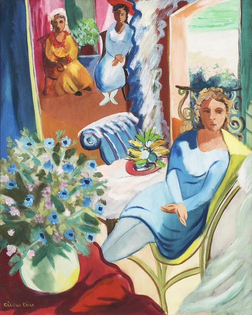 , 'Figuras,' 1960, Simões de Assis Galeria de Arte