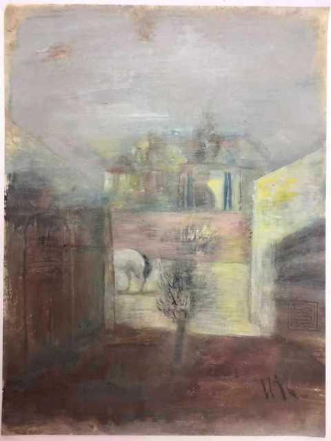 Leng Hong 冷宏, 'Autumn mist II 清秋薄靄之二', 2019, ArtCN
