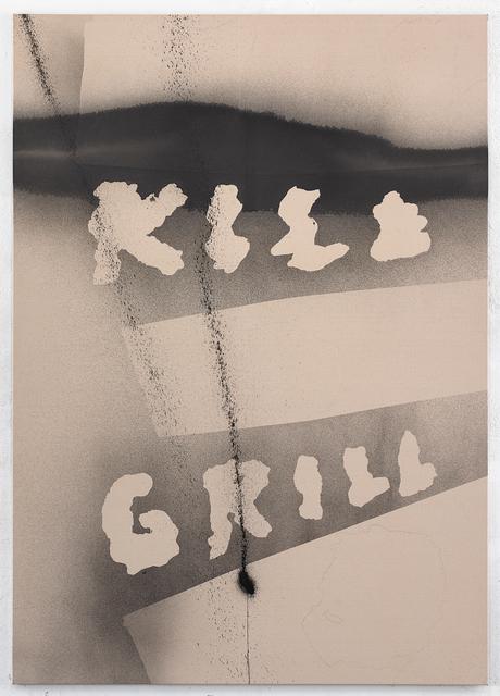 Jürgen Drescher, 'Kill Grill, Version III', 2018, Mai 36 Galerie