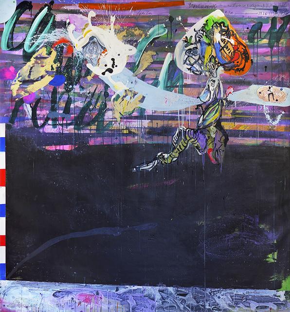, 'Phata Phata ,' 2015, Bill Lowe Gallery