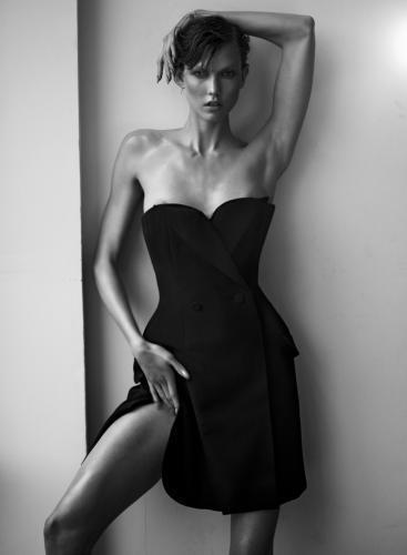 , 'Karlie in Dior, New York,' 2013, Bernheimer Fine Art