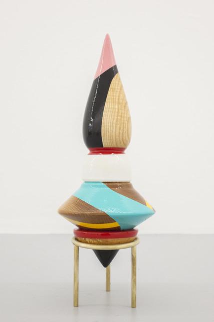 , 'Wooden Spinners 19,' 2016, Ruttkowski;68