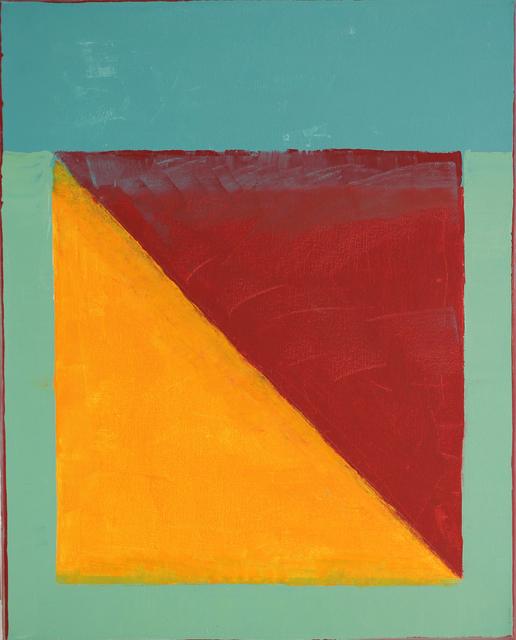 , 'Incline#1: Mauve Orange,' 2007, Studio 21 Fine Art