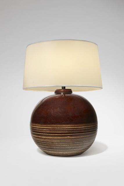 , 'Lamp,' ca. 1938, Galerie Marcilhac