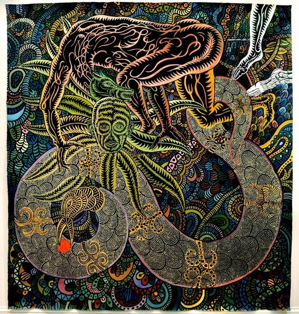 , 'Los Tres Divinos,' , InLiquid