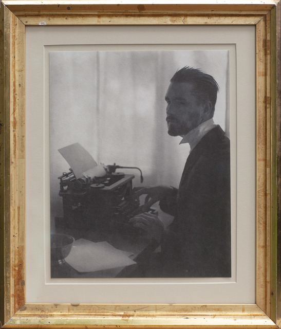 Jefferson Hayman, 'Christopher Writing', 2019, ARCADIA CONTEMPORARY