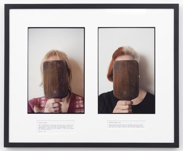 , 'Mirror Mirror,' 2014, P.P.O.W