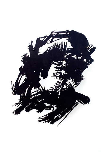 , 'Head (Chinese Man III),' 2016, Goodman Gallery