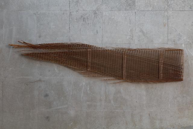 , 'Shearing cut,' 2015, Galerie Frey