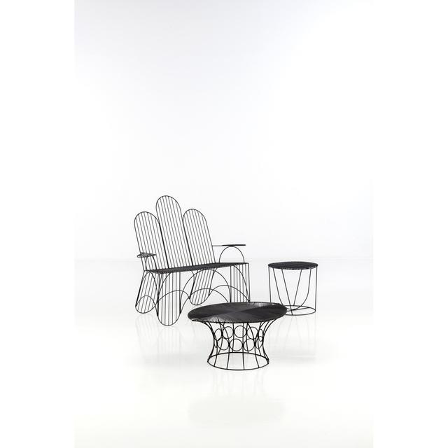 John Risley, 'Set Of A Sofa And Two Side Tables', 1969, PIASA