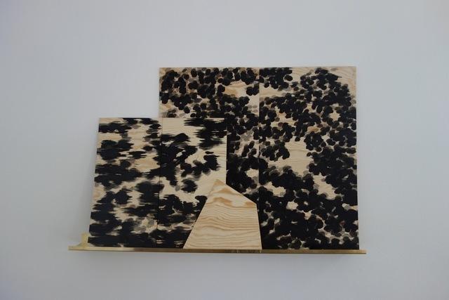 , 'Shadow piece (shelf 2),' 2014, Vera Cortês