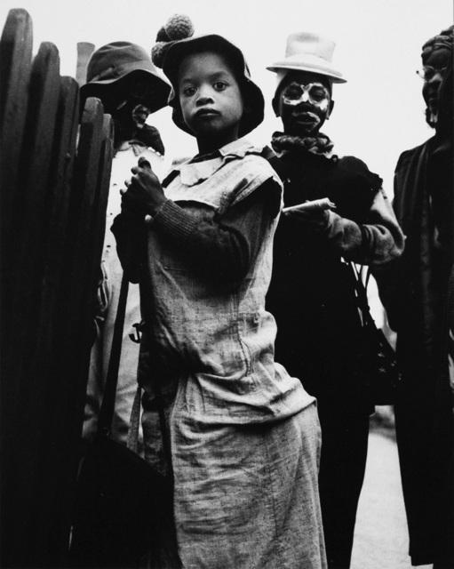 Yasuhiro Ishimoto, 'Halloween, Chicago', 1951-printed 1950s, IBASHO