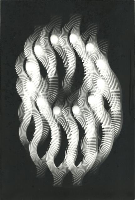 , 'Série Univers Tramé, (Varetra Diversicateur Optique), Nr.5,' 1974, Maddox Arts