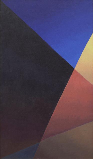 , 'Notte strada lampione,' 1986, Dep Art