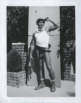 , 'Untitled (Construction Worker) P00107,' 1967-1969, ClampArt