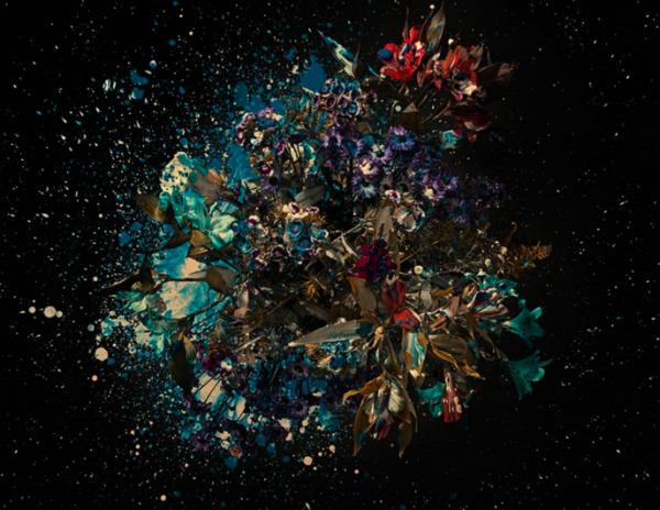 Romina Ressia, 'Blue Still Life II ', 2018, Print, Archival pigment print, HOFA Gallery (House of Fine Art)