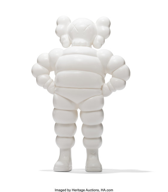 KAWS, 'Chum (White)', 2002, Heritage Auctions