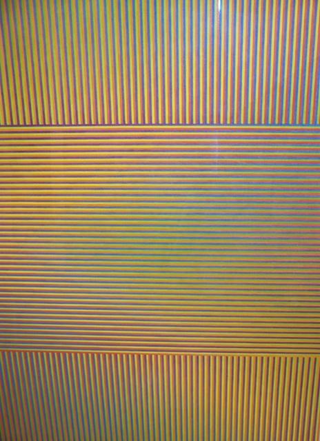 , 'Boomerang Yellow,' 2005, Rebecca Hossack Art Gallery