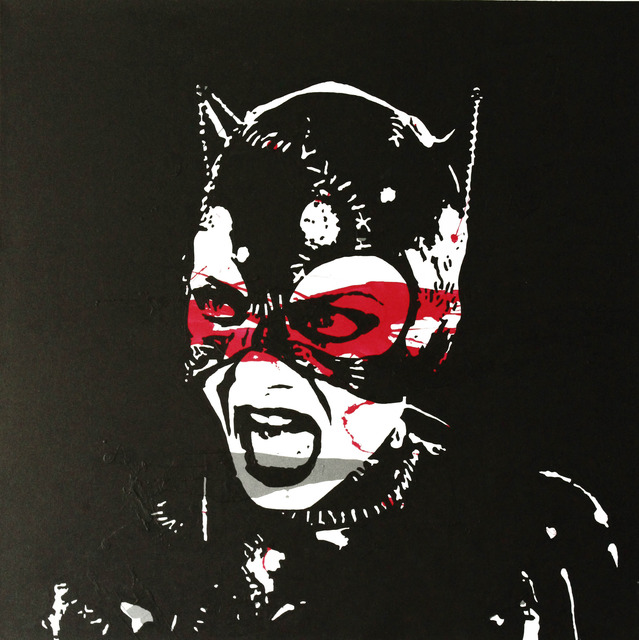 , 'Michelle Pfeiffer- Catwomen ,' 2017, Wallspace