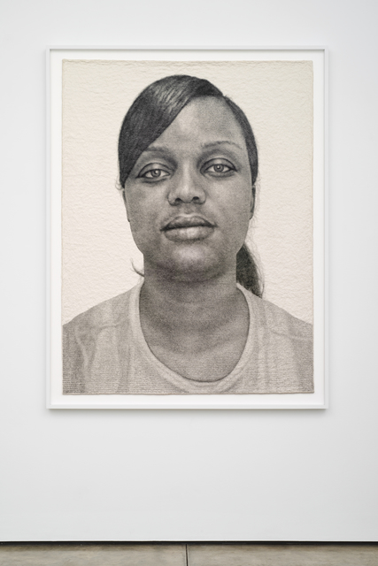 , 'Lashawn,' 2016, Lora Reynolds Gallery