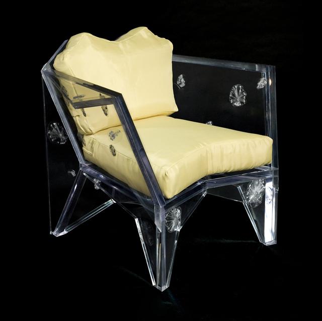 , 'Ballistic Chair,' 2012, Miller Gallery Charleston