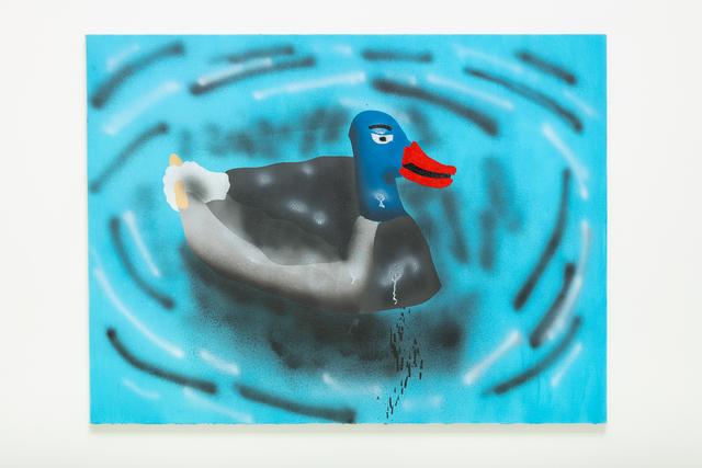 , 'Fuck, it's a duck,' 2018, Annka Kultys Gallery