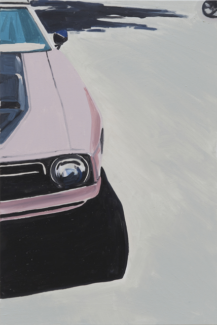 , 'Mach 1,' 2016, Philipp von Rosen Galerie