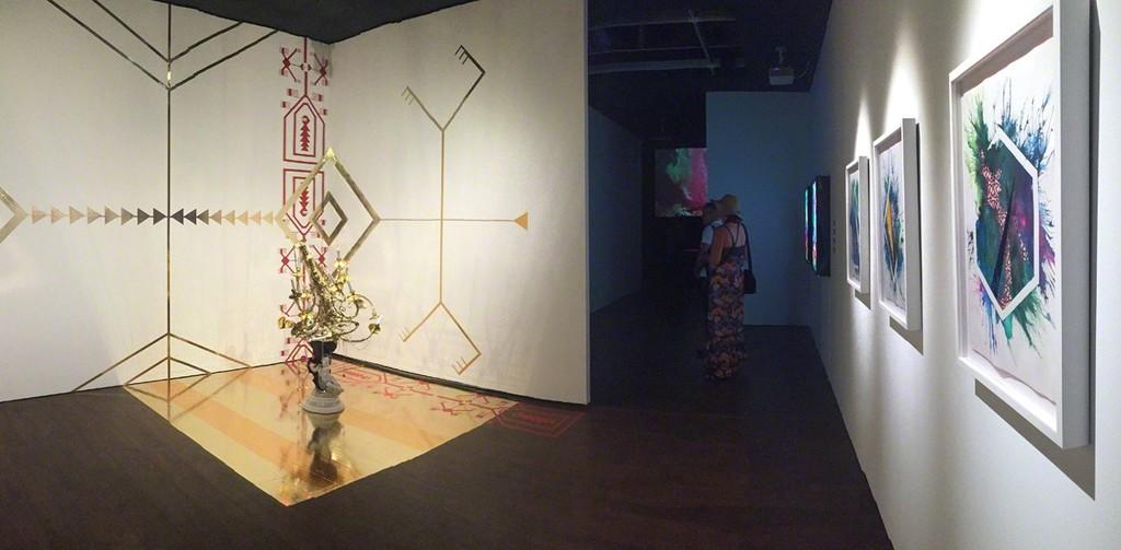 """We Must Risk Delight: Twenty Artists from Los Angeles"" Collateral Event of the 56th la Biennale di Venezia, Biennale Arte 2015. Curated by Elizabeta Betinski. Presented by bardoLA in collaboration with Accademia di Belle Arti di Venezia."