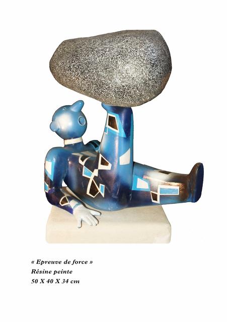 , 'Epreuve de force,' 2011, BOCCARA ART