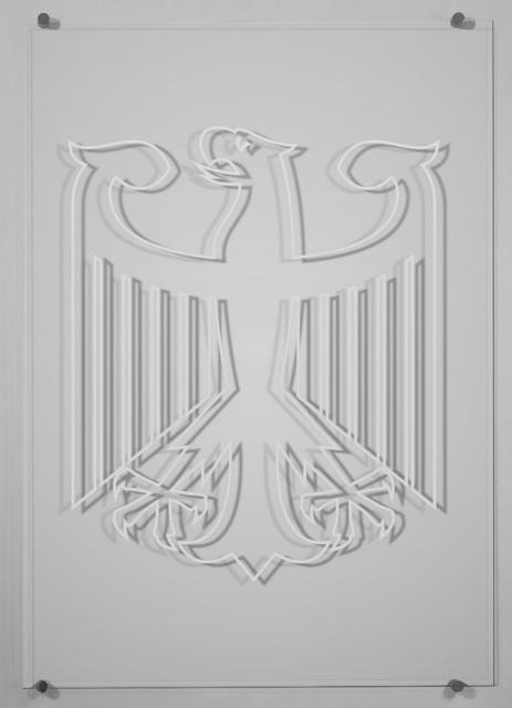 , 'German's Eagle,' 2016, Octavia Art Gallery
