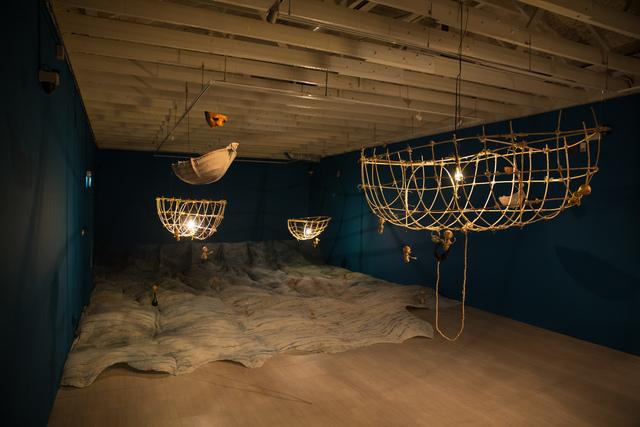 , 'Suara Muara (The Sounds of the Estuary),' 2016, Singapore Art Museum (SAM)