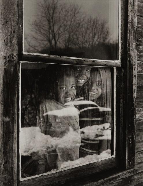 , 'Osage Window, Osage Scotts Run, West Virginia,' 1970, Arnika Dawkins Gallery