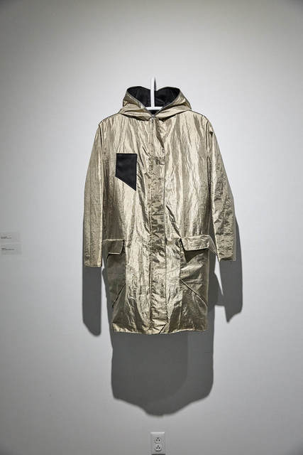 , 'Anti-surveillance Coat,' 2016 , EFA Project Space