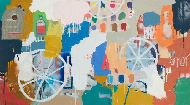 , 'Carnival,' 2019, Artsivana Contemporary