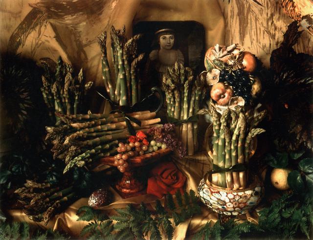 Marie Cosindas, 'Asparagus I', 1967, Bruce Silverstein Gallery