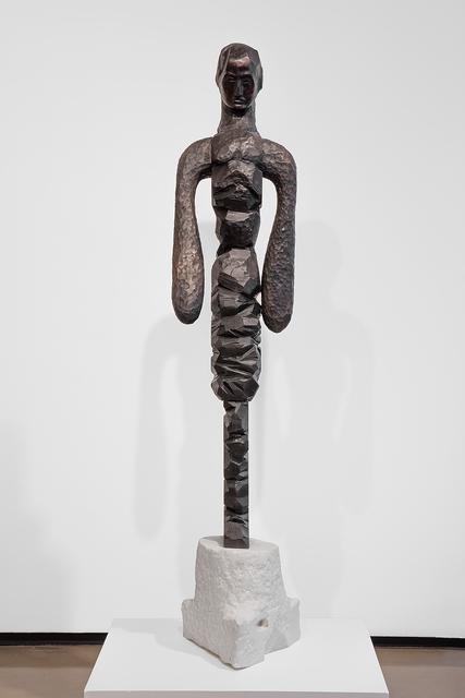 , 'Hipolitos,' 2018, Paul Kasmin Gallery