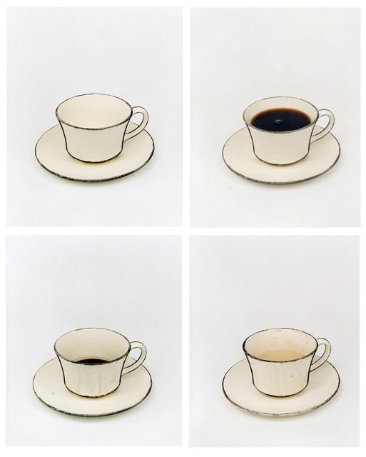 Cynthia Greig, 'Representation #32-35 (cups)', 2009, Photography, Borderless chrogenic print, Clark Gallery