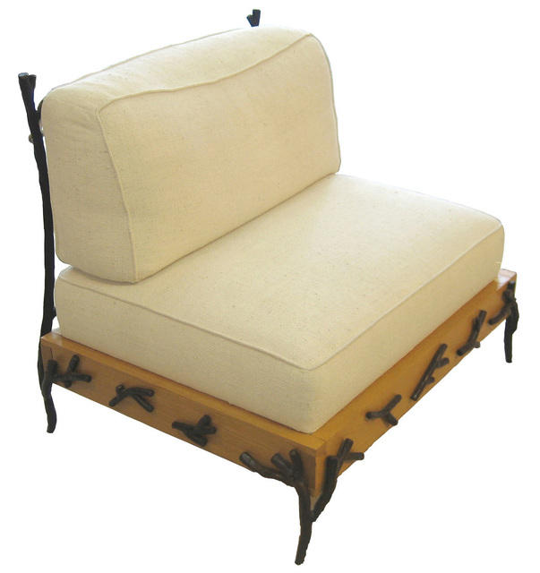 , 'Lounge chair,' 1992, DeLorenzo Gallery