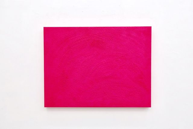 , 'Glowing Pink Ever Essence,' 2013, ABXY