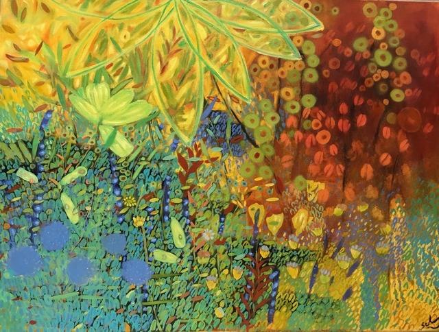 Cathy Schoenberg, 'Habitat', 2019, WaterWorks Gallery
